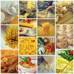 多樣化的義大利麵種類