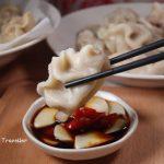 鮮食煮藝爆汁豬肉手工水餃~選擇性多~餐餐吃也可以~水餃推薦
