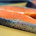 海之金-厚切鮭魚切片